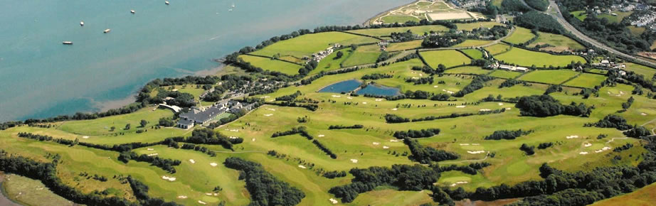 China fleet golf course saltash cornwall uk golf package holidays and golf accommodation for China fleet club swimming pool prices